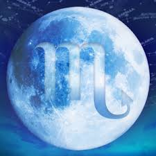 Luna Piena in Sorpione