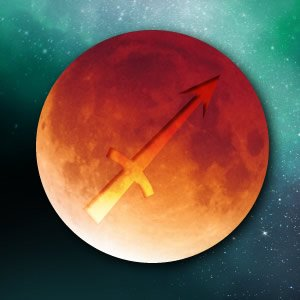 Luna Piena in Sagittario