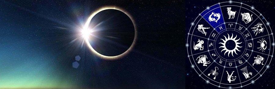 Luna Nuova con Eclissi Solare in Pesci: La Rinascita Tanto Attesa