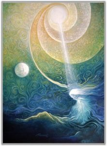 Full Moon in Scorpio: The Mystical Union