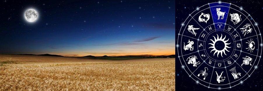 Luna Piena del Raccolto in Ariete: Il Tempo per Agire