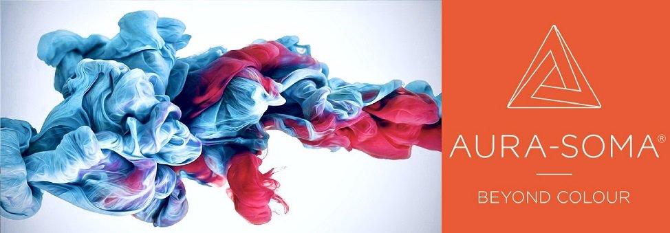 Aura-Soma® Pan B117 - Turchese/Rosso