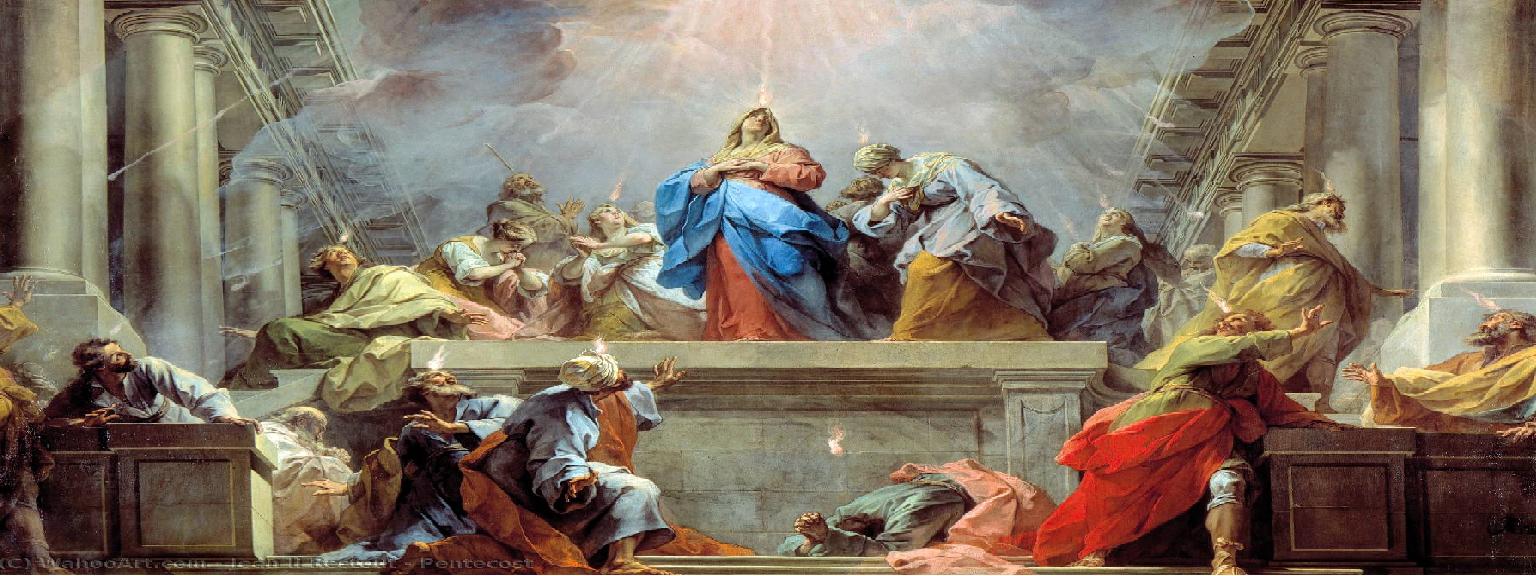 Il Significato Esoterico della Pentecoste